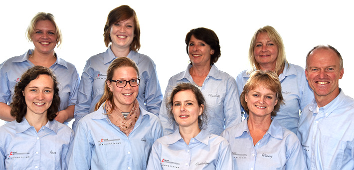 Dierenkliniek Kwint team